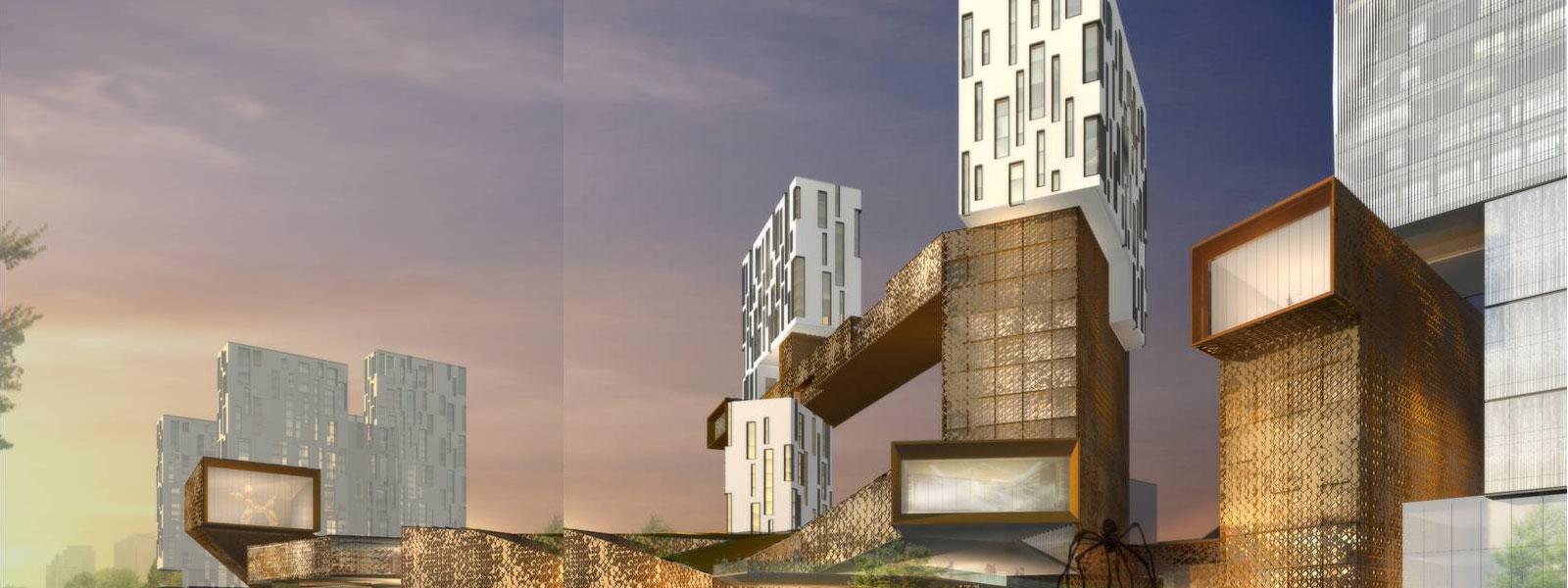 黑龙江省现代文化艺术产业园区规划