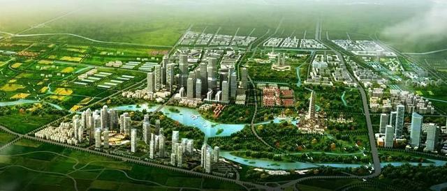 西咸新区FC1地块整体概念策划