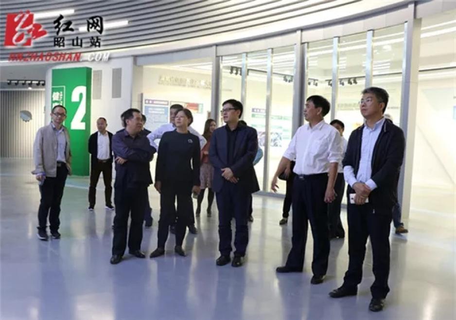 文化部专家督查指导湘潭昭山文化产业园工作,看看专家们怎么说?