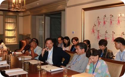 北京大学湖北省文化产业投融资高级研修班